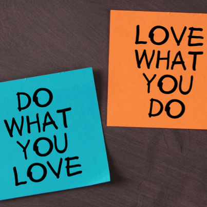 5 Signs You Love Your Work